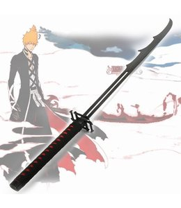 Bleach jagged sword