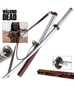Walking Dead zombie Katana zwaard michonne
