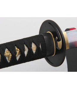 Twist samurai sword
