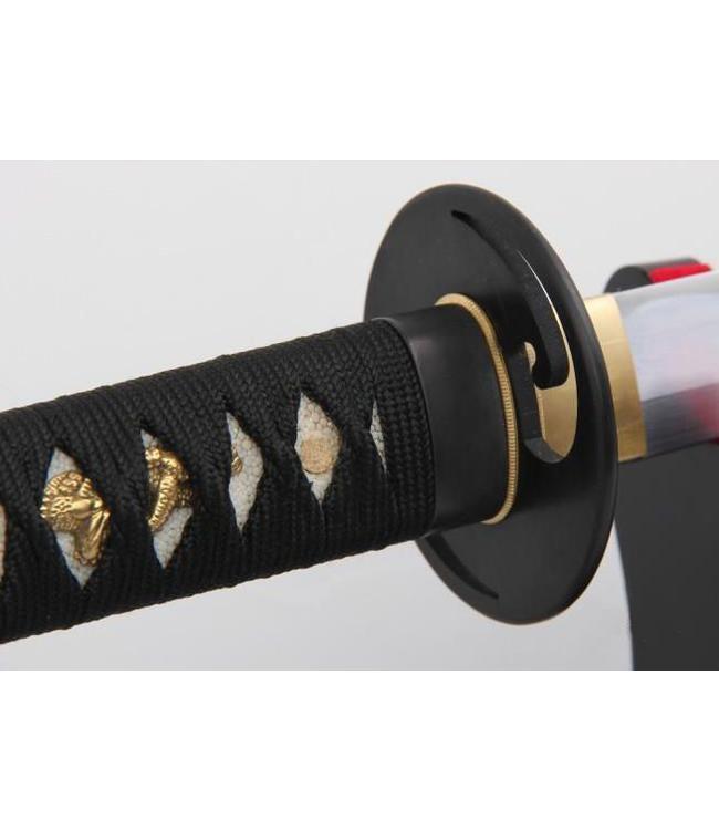 Twist samurai sword