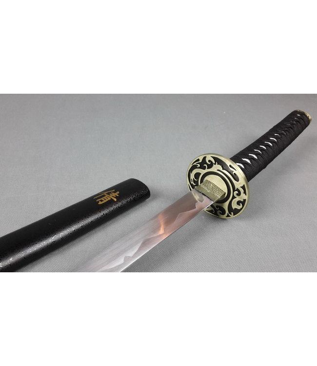 rvs samurai sword - sign