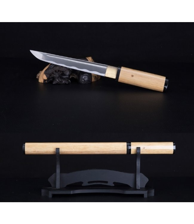 tanto samurai knife wood - Copy - Copy