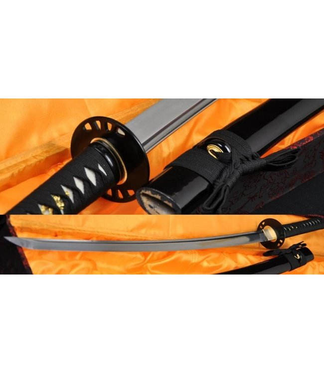 Full tang katana sword 1065 - Copy