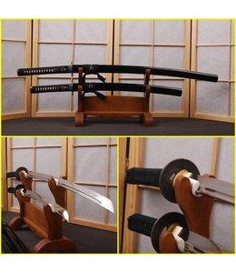 Samurai zwaarden Set met Japanse tekens