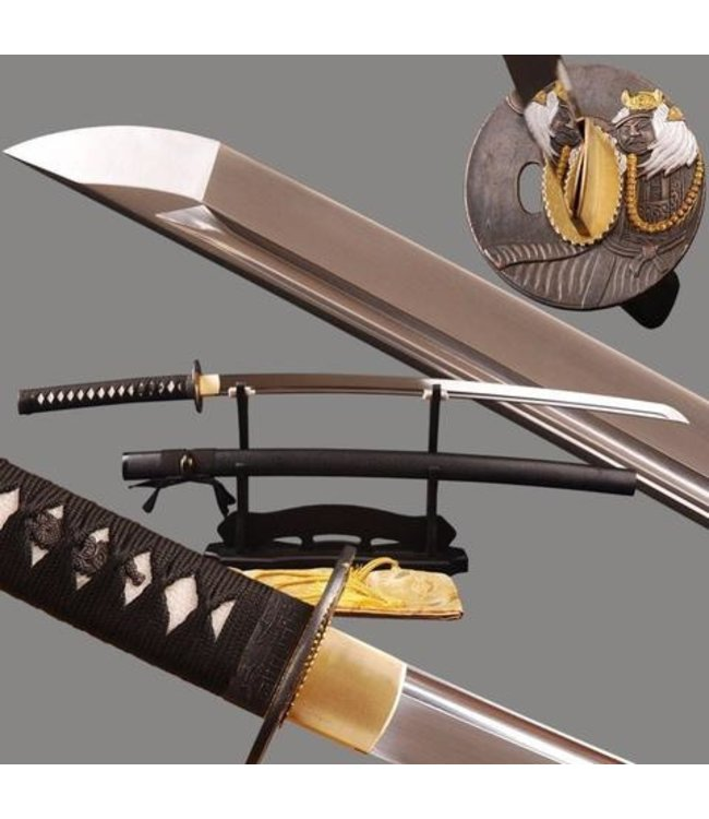 Warrior katana samurai zwaard