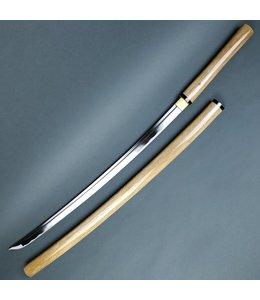 Samurai Shirasaya zwaard blank