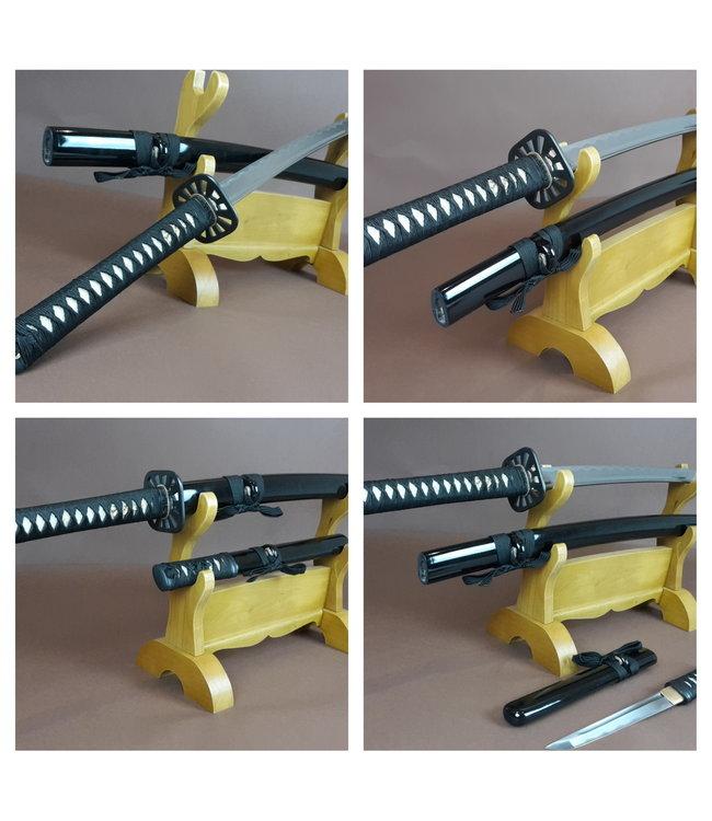Samurai zwaarden Set H