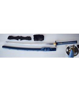 Blauw samurai zwaard Nagi