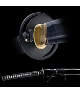 Twist samurai sword - Copy