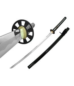 Scherp samurai zwaard Ma