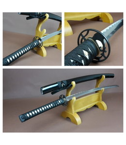 Scherp samurai zwaard C swing