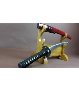 Wakizashi M zwaard met rode saya