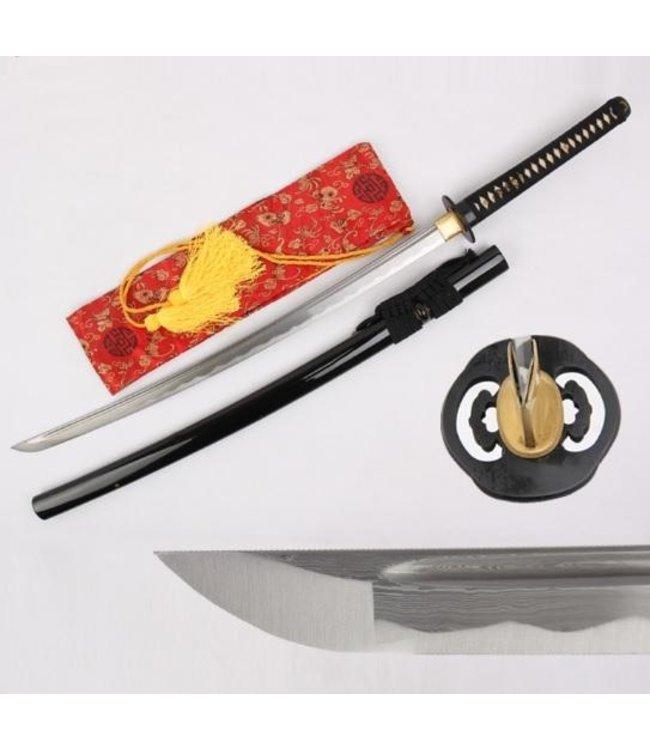 Naginata damast samurai schwert  - Copy