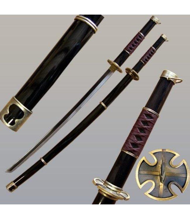 Samurai Schwerter mit Drache - Copy - Copy
