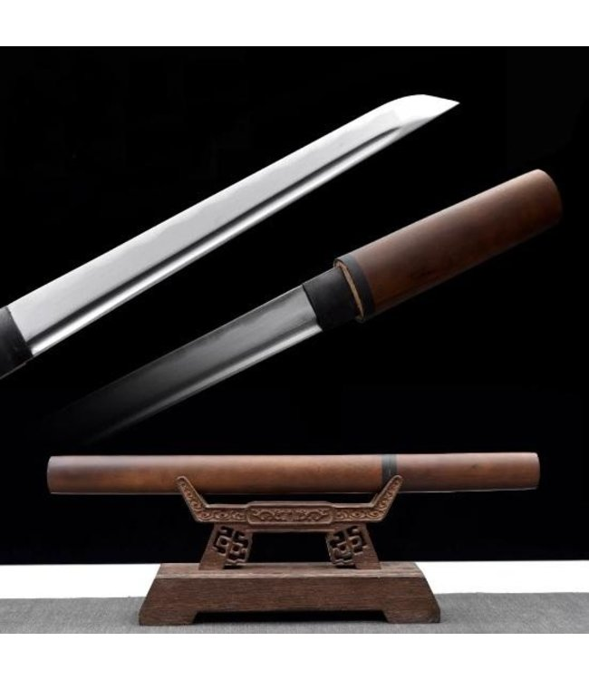 tanto samurai knife wood - Copy - Copy - Copy