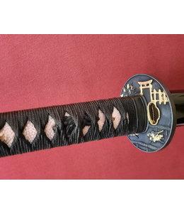 Japanese Wakizashi samurai sword Warrior - Copy