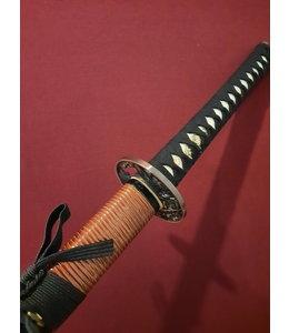 Brown Black Samurai zwaard
