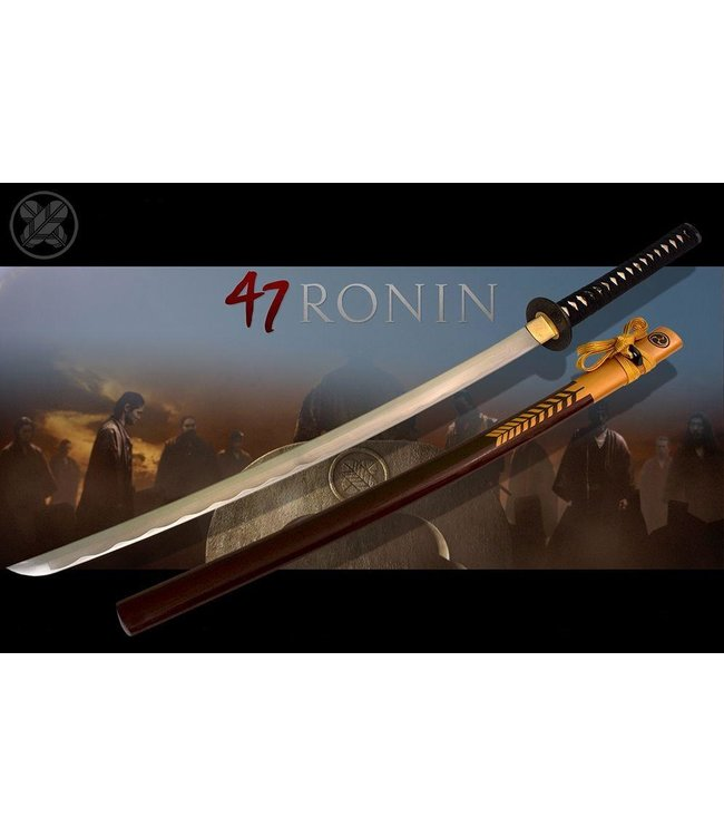 Ronin 47 Film Katana zwaard (Limited edition)