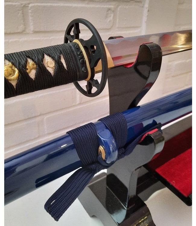 Blue-X samurai zwaard