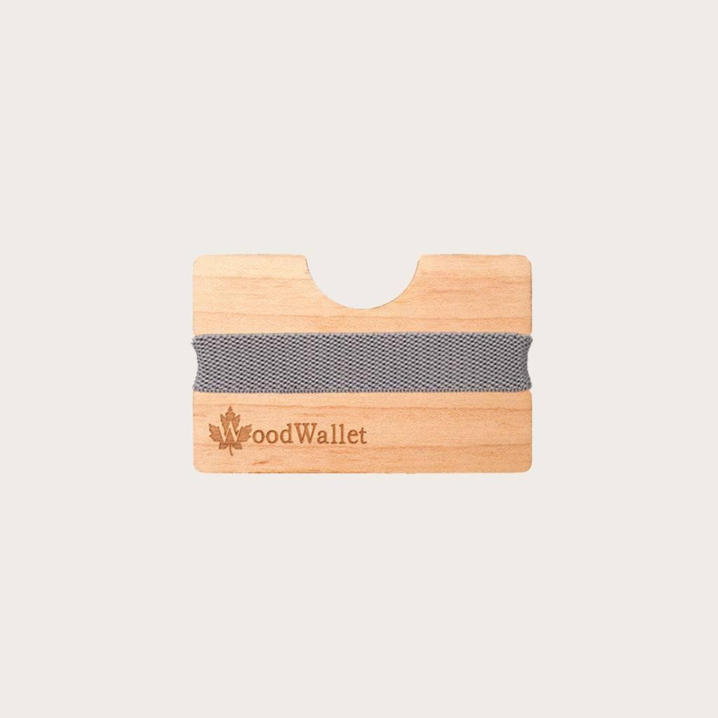 WoodWallet Maple