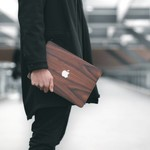 WoodWatch Palisander MacBook Cover