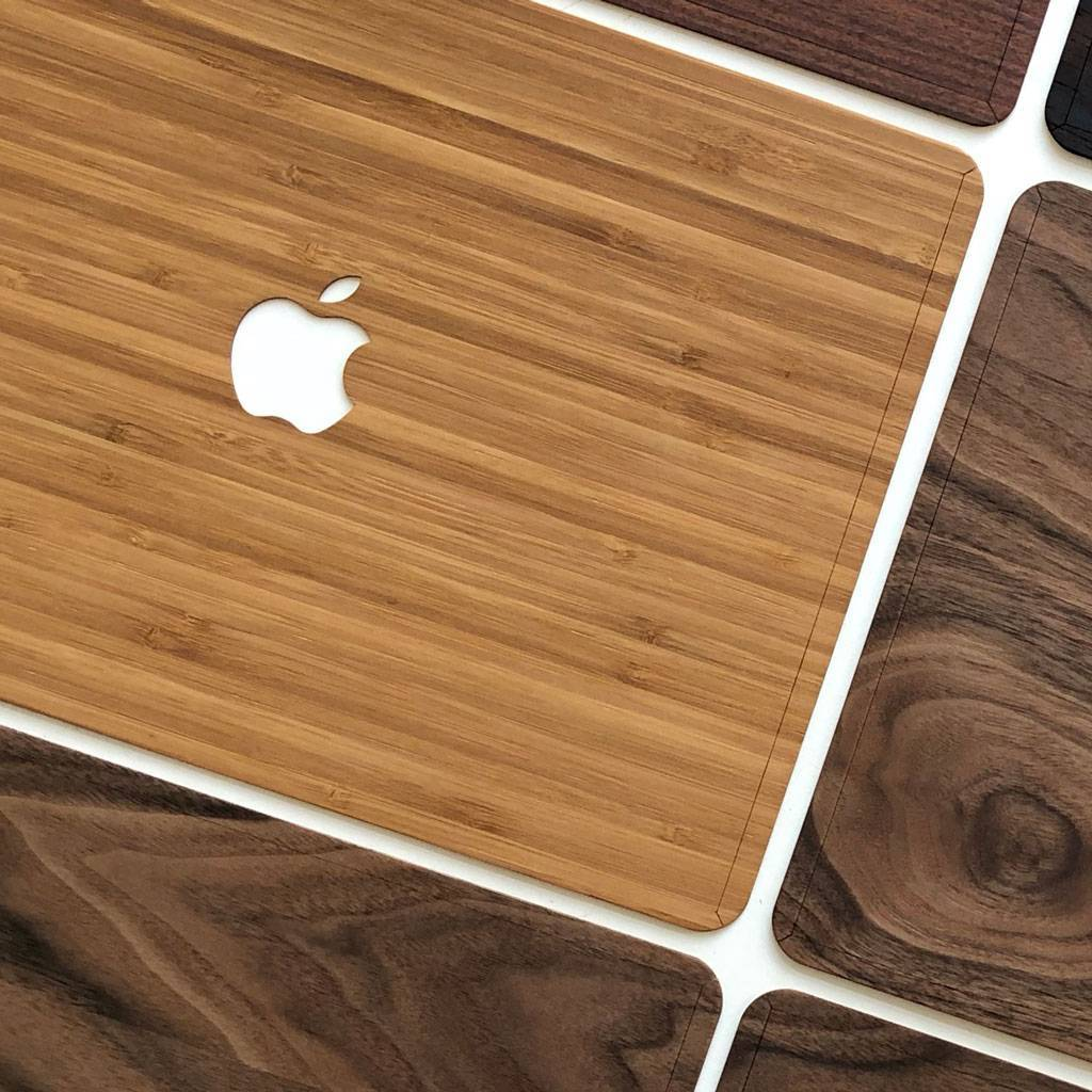 Bamboo MacBook Cover