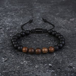 WoodWatch Rosewood Agate