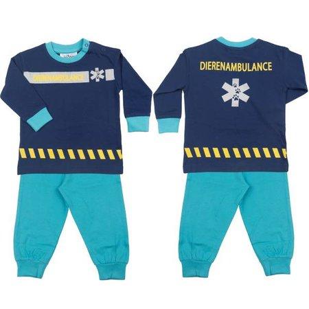 Fun2Wear Fun2Wear Dierenambulance pyjama