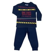 Do not Disturb Pyjama Navy