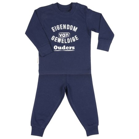 Frogs and Dogs Frogs and Dogs eigendom pyjama navy