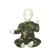 USA Ranger pyjama groen