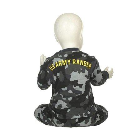Fun2Wear Fun2Wear USA Ranger grijs pyjama