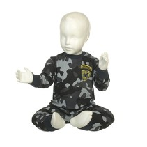 USA Ranger pyjama grijs