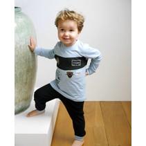 Astronaut pyjama Zwart