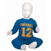 Football pyjama Blauw