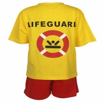 Lifeguard pyjama