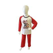 Pirates of the Caribean Pyjama Rood