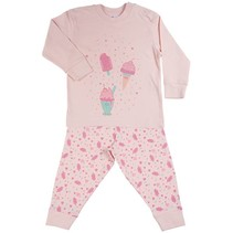 Ice Cream Pyjama Roze