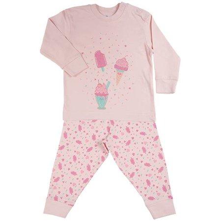 Fun2Wear Fun2Wear Ice Cream Pyjama Roze