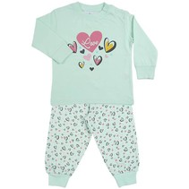 Heart Green Pyjama