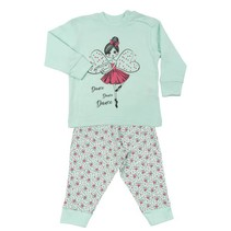 Dance Princess Pyjama Green