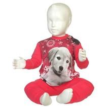 Puppy Pyjama Fuchsia