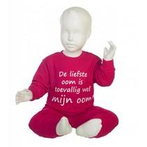 De liefste Oom Pyjama Pink