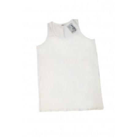 Fun2Wear extra lange hemd wit