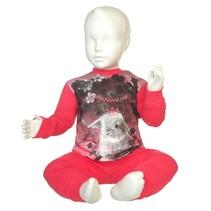 Bunny Pyjama Fuchsia