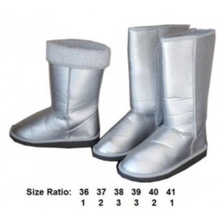 Boots Zilver