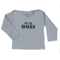 t'shirt Boss Blue