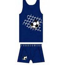 Soccer ondergoed (glow in the dark)