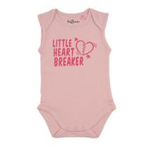 Romper Little Heart Breaker Roze