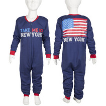 Onesie New York Blue
